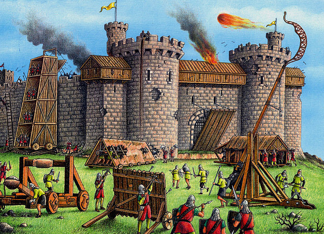 an overview of the trebuchet a medieval siege weapon The trebuchet by chloe hong background information (overview) -the trebuchet was a very efficient and powerful siege engine-trebuchets were used in many historical wars.