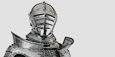 Plate Armour Detail