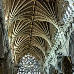 Gothic Architecture Vaulted Ceiling