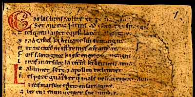Song of Rowland Medieval Songs