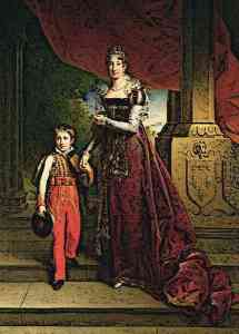 Medieval Prince with Duchess