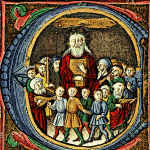 Medieval musicians and Medieval Children
