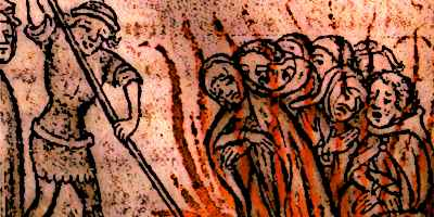 Medieval Witchcraft Burned at the Stake