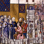 Image Depicts Medieval Feudalism in Europe Hommage du comté de Clermont en Beauvaisis