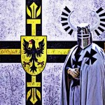 Medieval Germany Flag of the Teutonic Order
