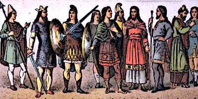 The Anglo Saxon People