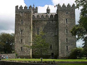 Bunratty Castle in Ireland